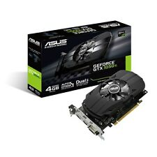 ASUS Nvidia GeForce GTX 1050 Ti 4GB 128-bit GDDR5 DVI-D/HDMI/DP Graphics Card