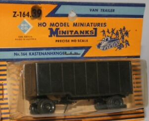 Roco z-164 1:87 Minitanks Kastenanhanger