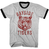 Saved by the Bell Bayside High School Tigers Men's T Shirt Athletics Wrestling