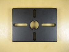 "Optical Mounting Plate  4"" x 3"" x 1/2"" THK  Aluminum"