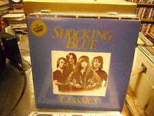 Shocking Blue CLASSICS vinyl LP EX 1986 21/ATCO RARE