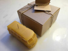 Volkswagen Van 100% all Natural Beeswax Hemp Wick Home Made Candle in Gift Box!