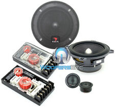 """FOCAL 130A1 5.25"""" 100W RMS CAR 2-WAY ACCESS COMPONENT SPEAKERS MIDS TWEETERS NEW"""