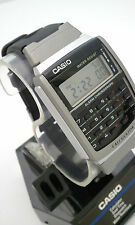 CASIO VINTAGE Calculator Watch CA56-1 Dual time Stopwatch CA56 new