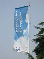 Bandiera Promozionale Personalizzata telo nautico 50x180 Grafica libera!