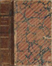 Cuore. . E. De Amicis. 1890. CX ED..
