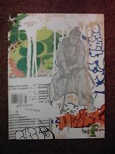 BEAUTIFUL DECAY Issue F graffitti art zine- Jacob Bannon/CONVERGE*Kantor Gallery