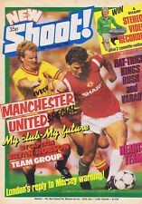 MANCHESTER UTD / HEARTS TEAM / RUSH / VARADI	Shoot 	24	Nov	1984