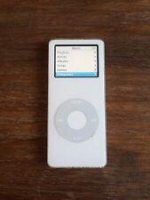 Apple iPod Nano 1st Generation 2GB White - Model A1137 📱🍏