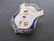 Soccer Collectable Badges