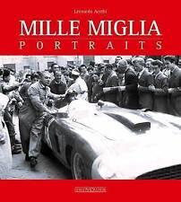 Mille Miglia Portraits by Acerbi, Leonardo | Hardcover Book | 9788879116732 | NE