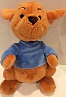 "Walt Disney Store Winnie the Pooh ROO THE KANGAROO 10"" Plush STUFFED ANIMAL"
