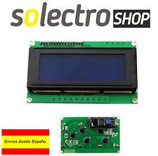 LCD 20x4 2004 PCF8574T I2C Pantalla retroiluminado fo azul display ARDUINO P0013