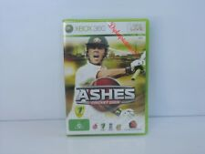 ASHES CRICKET 2009 XBOX360 Brand NEW and SEALED, 100%PAL Game( AUS )