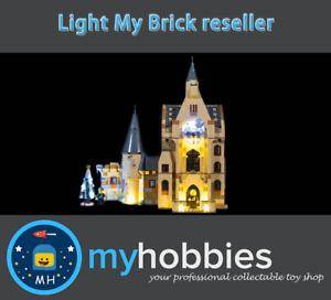 LEGO Harry Potter™ Hogwarts™ Clock Tower 75948 Light Kit Light My Bricks