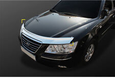 New Chrome Front Bonnet Hood Guard Garnish Molding for Hyundai Sonata 06-10