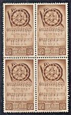 POLISH CORP ITALY 1946 MNH Block 4