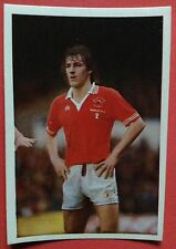 Leaf 100 Years Of Soccer Stars Sticker Steve Coppell Manchester United