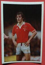 Leaf 100 Years Of Soccer Stars Sticker Steve Coppell Manchester United