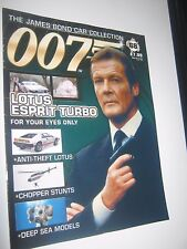 JAMES BOND CAR COLLECTION 68* Magazine