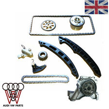 VW SEAT 1.4 1.6 TSI FSI IBIZA GOLF TIMING CHAIN KIT + VVT GEAR + OIL PUMP BAG