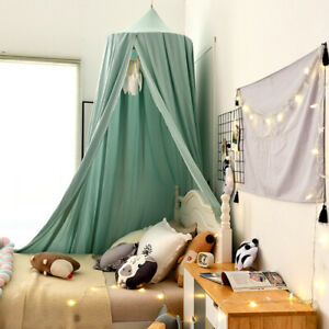 Baby Bed Mosquito Net Princess Curtain Dome Canopy Tent Kids Room Bedding Decor