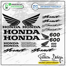 Adesivi Stickers Moto HONDA HORNET 600  Kit 20 pz. in vari colori MOTO HONDA