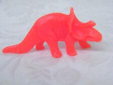 Vintage Marx Prehistoric Play Set Dinosaur, Red