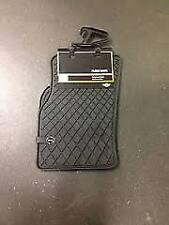 Rubber Mat Set Black Front Genuine Mini F56 Cooper F55 51472354156 RHD