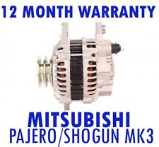 MITSUBISHI - PAJERO/SHOGUN MK3 MK III 3.2 DI-D 2001 - 2006 RMFD ALTERNATOR