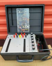 Vintage Bell & Howell Console 80 Electronic Circuit Tester Breadboarding System