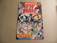 The New Wave #4 (Eclipse 1986) Free Domestic Shipping