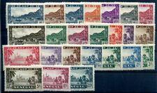 SENEGAL 1935 Yvert 114-37 meist  ** POSTFRISCH SATZ (F1252