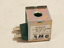 New Oem Frigidaire Gas Solenoid 3201514 ---302605--......B25