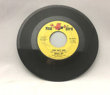 Come Back Baby / Love Hit Me With A Wallop Roddie Joy Red Bird 45 Record RB10021