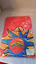 NEW! Wonder Woman T Shirt MAC Cosmetics DC Comics Promo Collectible Red SIZE 5