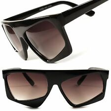 Funky Vintage Retro Costume Party Black Novelty Eyewear Womens Sunglasses E14A