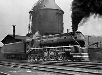 New York Hartford New Haven Railroad Photo  Art Deco Steam Locomotive 1405