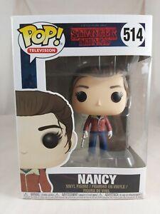 Television Funko Pop - Nancy - Stranger Things - No. 514