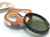 New Circular Polarizer CPL Filter 37/40.5/43/49/52/55/58/62/72/82MM For Cuely