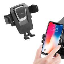 360 ° Carro Universal Gravity Air Vent Mount Holder Berço para iPhone XS/XS Max/Xr