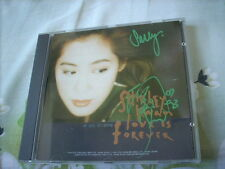 a941981 Shirley Kwan 關淑怡 Love Is Forever 戀一世的愛 Gregorian HK Promo CD Single