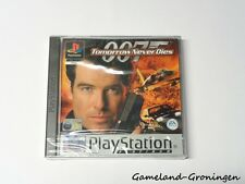 PlayStation / PS1 Game: Tomorrow Never Dies (NEW/SEALED)
