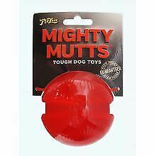 Mighty Mutts Rubber Ball - med - 202607