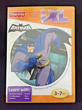 NEW Fisher-Price iXL Learning System game: Batman (DC Comics)