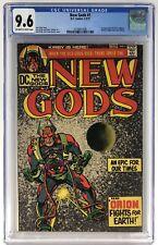 New Gods #1 (DC - 2-3/1971) CGC 9.6 NM+ OW/W 1st app NEW GODS - JACK KIRBY!