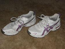 Womens Asics White/Purple  Gel-260TR  Shoes  Size 11   Used