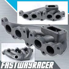 MR2 MR-2 3SGTE 3S-GTE SW20 2.0L T3/T4 T3 Turbo Manifold 38MM Flange Cast Iron