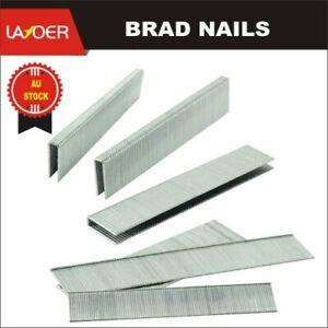 5000PC T-Staple Nails 2000PC Brad Nails or U-shape 18ga for Brad Staple Gun