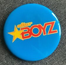 "ALTAR BOYZ Off-Broadway Souvenir Button 2.25"""